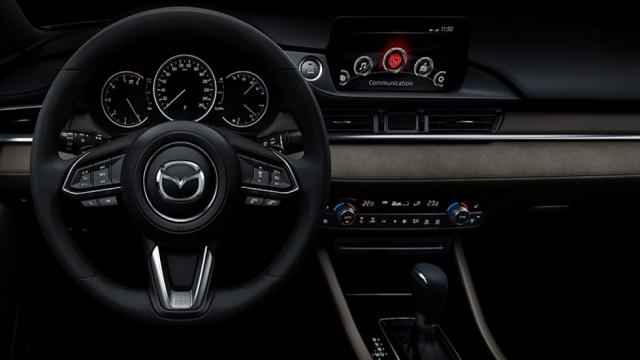 Изображение 2: Mazda Mazda6 2020 2.5L AT Touring+