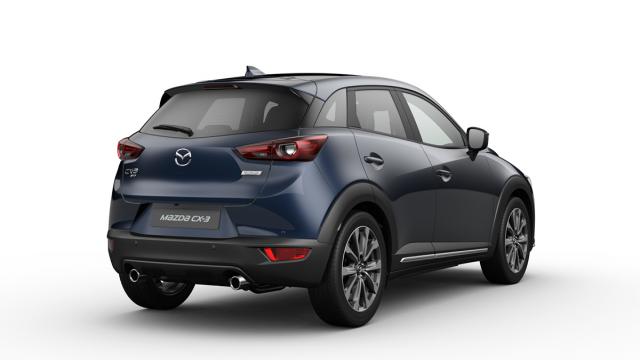 Изображение 3: Mazda CX-3 2020 STYLE+