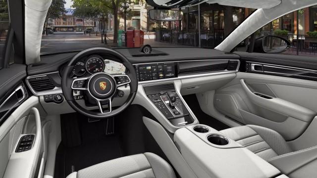 Изображение 2: Porsche Panamera GTS 2019