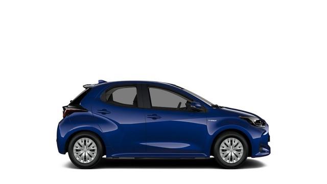Изображение 2: Toyota Yaris 2021 Active