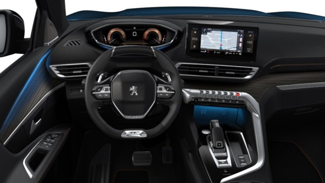 Изображение 3: Peugeot 3008 2020 GT Pack