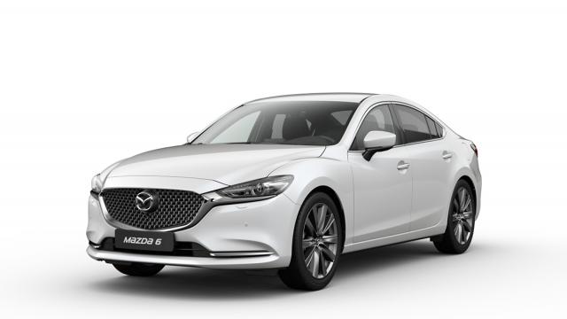 Изображение 1: Mazda Mazda6 2020 Top