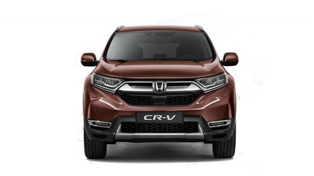 Изображение 1: Honda CR-V Turbo 2020 Executive