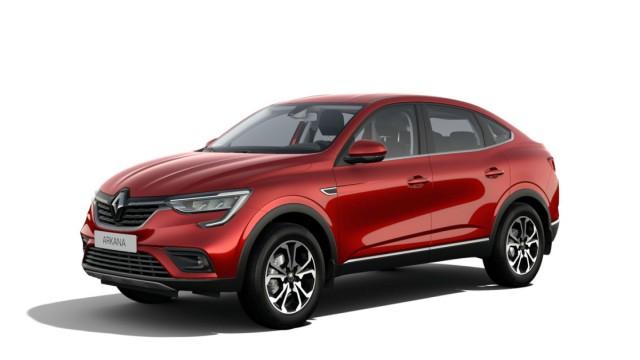 Изображение 1: Renault Arkana 2020 Intense