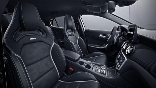 Изображение 2: Mercedes-AMG GLA 2019 45 4MATIC Night Edition