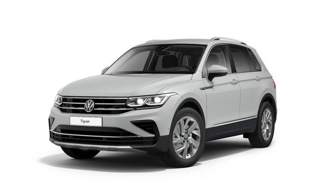 Изображение 1: Volkswagen Tiguan 2021 Elegance 2.0 TSI 4MOTION