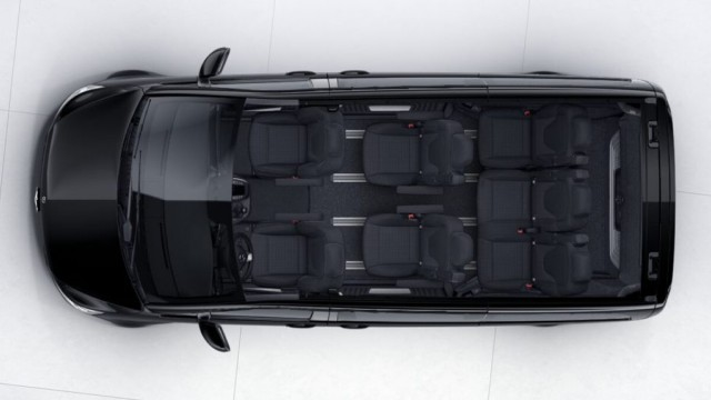 Изображение 3: Mercedes V-Class 2021 V 200 d довгий
