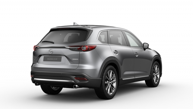Изображение 3: Mazda CX-9 2020 TOP