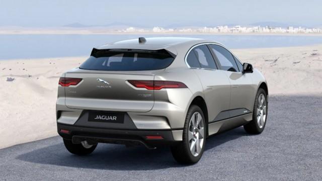 Изображение 3: Jaguar I-Pace 2020 SE