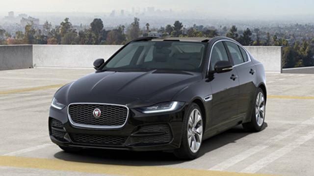 Изображение 1: Jaguar XE 2020 S