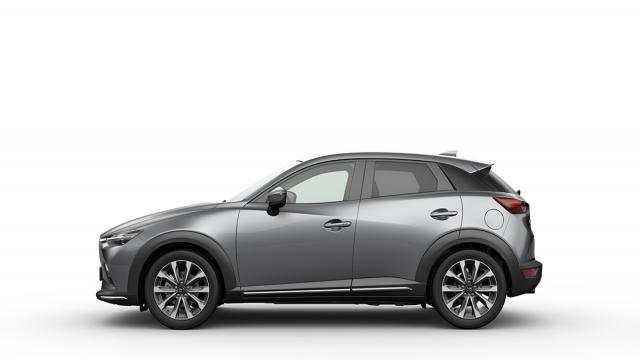 Изображение 2: Mazda CX-3 2020 Touring