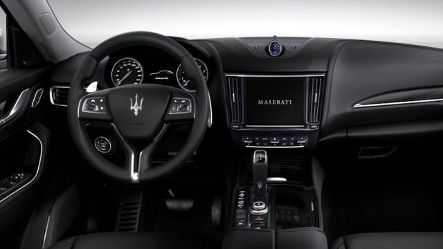 Изображение 2: Maserati Levante 2019 S GranSport