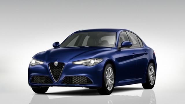 Изображение 1: Alfa Romeo Giulia 2020 официальный
