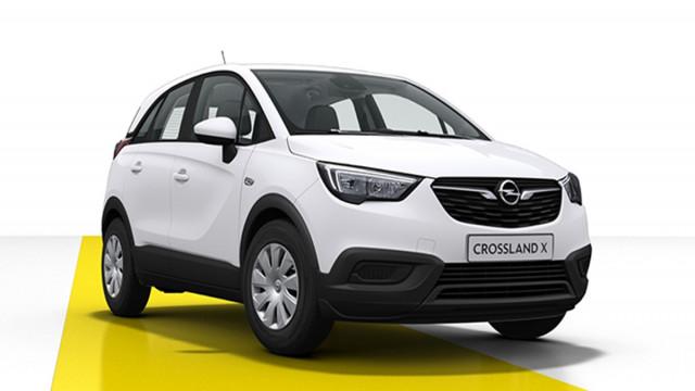 Изображение 1: Opel Crossland X 2020 ENJOY