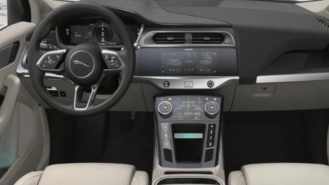 Изображение 2: Jaguar I-Pace 2020 S