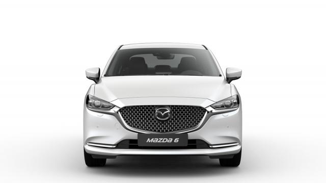 Изображение 4: Mazda Mazda6 2020 Top