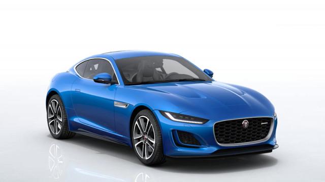 Изображение 1: Jaguar F-Type Coupe 2020 Приклад