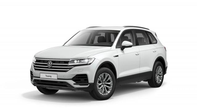 Изображение 1: Volkswagen Touareg 2021 3.0 V6 TDI