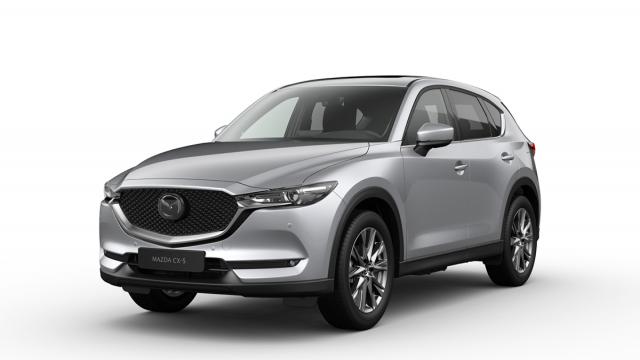 Изображение 1: Mazda CX-5 2020 Black Edition