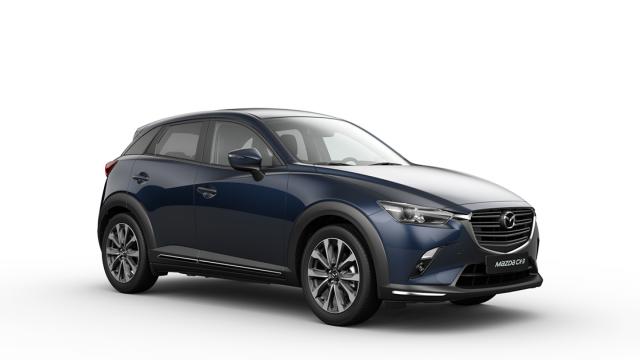 Изображение 5: Mazda CX-3 2020 STYLE+