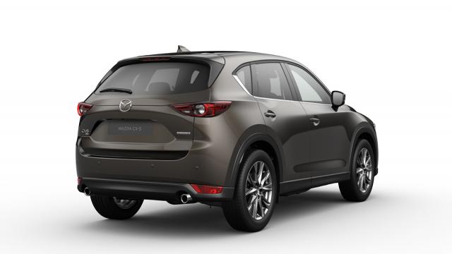 Изображение 3: Mazda CX-5 2020 Touring S 2WD
