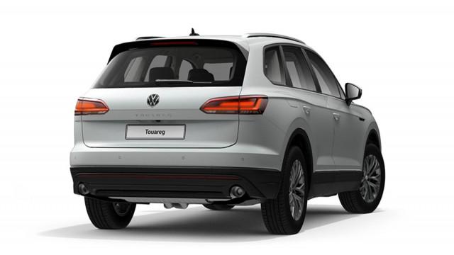 Изображение 4: Volkswagen Touareg 2021 3.0 V6 TDI