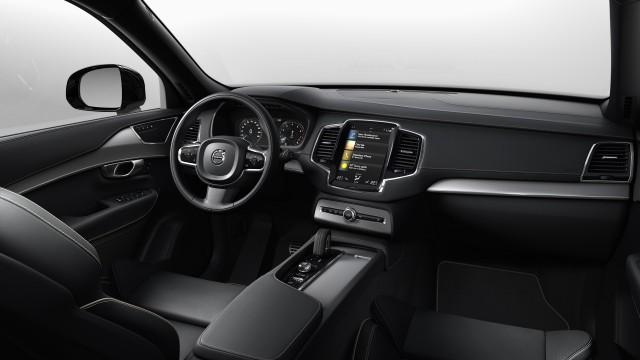 Изображение 2: Volvo XC90 2021 R-Design Expression