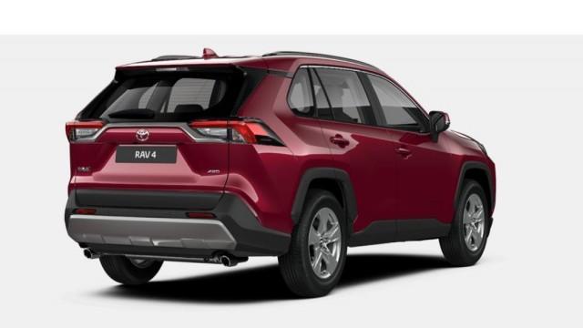 Изображение 3: Toyota RAV4 2018 Lounge
