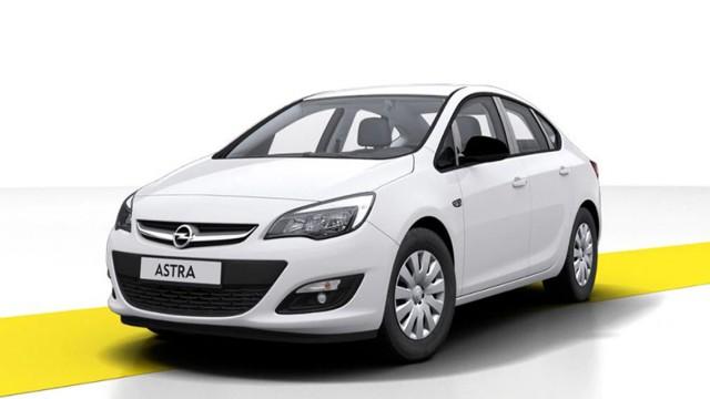 Изображение 1: Opel Astra 2020 ENJOY