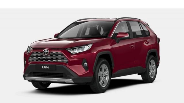 Изображение 1: Toyota RAV4 2018 Lounge