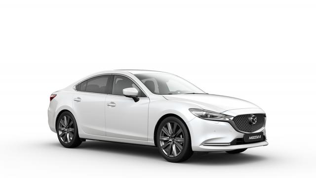 Изображение 5: Mazda Mazda6 2020 Top