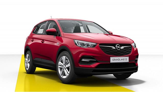Изображение 1: Opel Grandland X 2020 DESIGN LINE