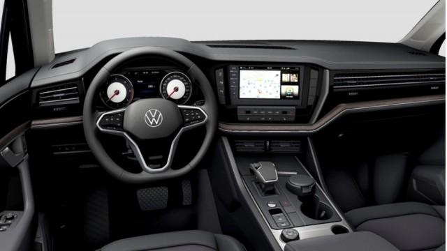 Изображение 2: Volkswagen Touareg 2020 3.0 V6 TFSI Silver