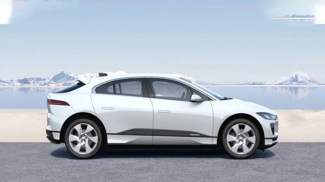 Изображение 3: Jaguar I-Pace 2020 S