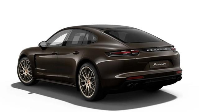 Изображение 2: Porsche Panamera 4 E-Hybrid 2019 10 Years Edition
