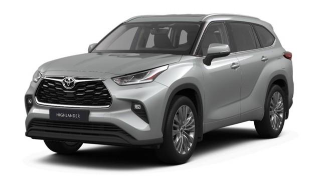 Изображение 1: Toyota Highlander 2020 Premium