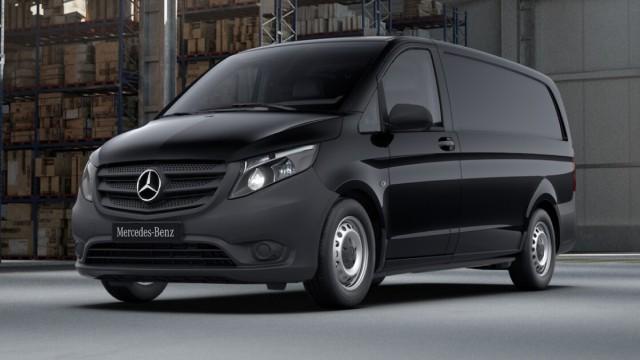 Изображение 1: Mercedes Vito 2021 Tourer PRO 110 CDI довгий
