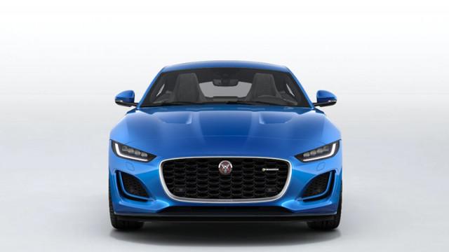 Изображение 3: Jaguar F-Type Coupe 2020 Приклад