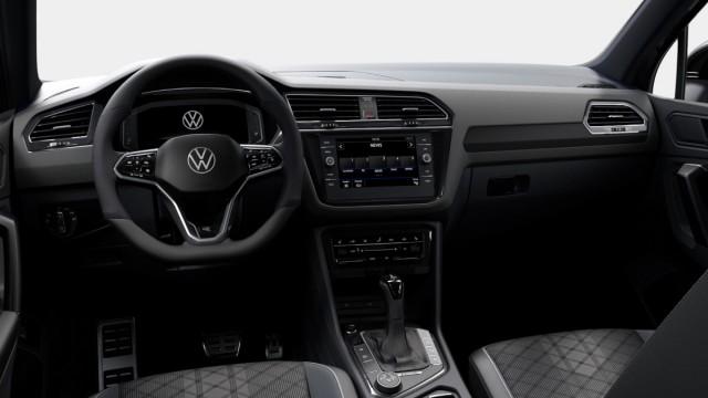 Изображение 3: Volkswagen Tiguan 2021 R-Line 2.0 TDI 4MOTION