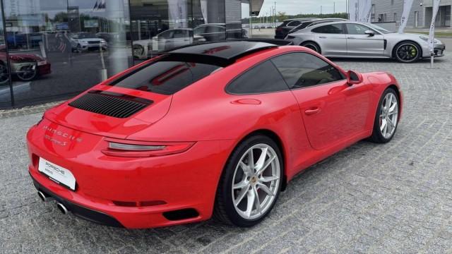 Изображение 4: Porsche 911 Carrera S 2015