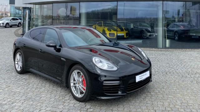 Изображение 1: Porsche Panamera GTS 2016
